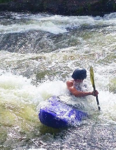 Canoe-Camp-Saskatchewan-Kayak